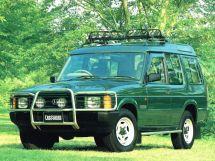 Honda Crossroad 1993, джип/suv 3 дв., 1 поколение