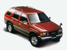 Isuzu MU 1995, джип/suv 5 дв., 1 поколение
