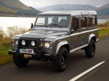 Land Rover Defender рестайлинг, 1 поколение, 09.2007 - 01.2016, Джип/SUV 5 дв.
