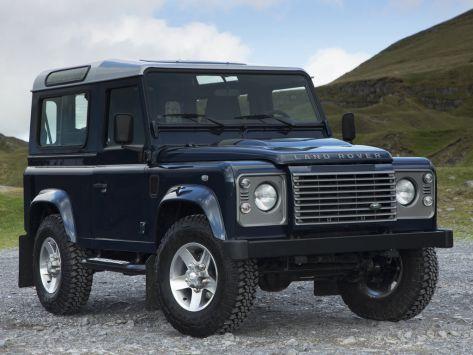 Land Rover Defender (90, 110) 09.2007 - 01.2016