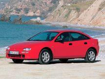 Mazda 323 1994, седан, 7 поколение, BA