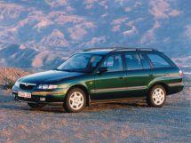 Mazda 626 1997, универсал, 5 поколение, GW