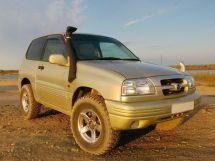 Mazda Proceed Levante 1997, джип/suv 3 дв., 2 поколение