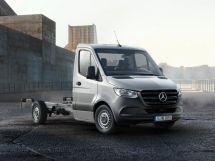 Mercedes-Benz Sprinter 3 поколение, 02.2018 - н.в., Грузовик