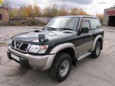 Nissan Safari Y61