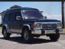 Nissan Safari 2-й рестайлинг 1994, джип/suv 5 дв., 1 поколение, Y60