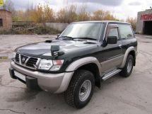 Nissan Safari 1997, джип/suv 3 дв., 2 поколение, Y61