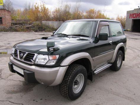 Nissan Safari (Y61) 10.1997 - 08.1999