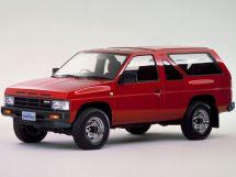 Nissan Terrano 1986, джип/suv 3 дв., 1 поколение, WD21