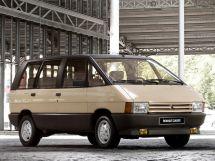 Renault Espace 1984, минивэн, 1 поколение, J11