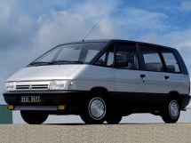 Renault Espace рестайлинг 1988, минивэн, 1 поколение, J11