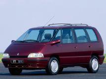 Renault Espace 1991, минивэн, 2 поколение, J63