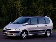 Renault Espace 1996, минивэн, 3 поколение, JE0