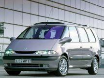 Renault Espace рестайлинг 2000, минивэн, 3 поколение, JE0