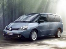 Renault Espace 2-й рестайлинг 2012, минивэн, 4 поколение, JK