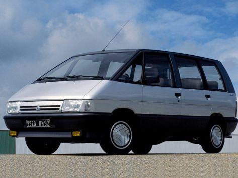 Renault Espace (J11) 01.1988 - 12.1990
