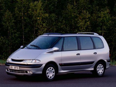 Renault Espace (JE0) 11.1996 - 08.2000