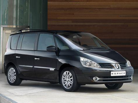 Renault Espace (JK) 04.2006 - 06.2012