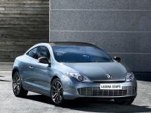 Renault Laguna рестайлинг, 3 поколение, 02.2012 - 07.2015, Купе