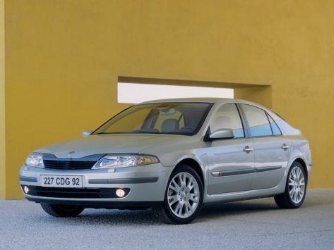 Renault Laguna (X74) 03.2001 - 03.2005