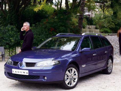 Renault Laguna (X74) 04.2005 - 09.2007