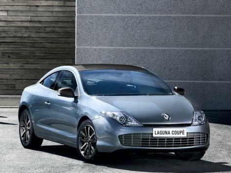 Renault Laguna (X91) 02.2012 - 07.2015