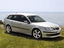 Saab 9-3 2005, универсал, 2 поколение