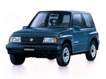 Suzuki Escudo 1988, джип/suv 3 дв., 1 поколение
