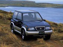 Suzuki Escudo рестайлинг 1994, джип/suv 3 дв., 1 поколение