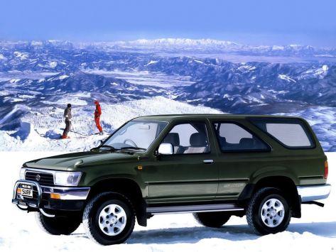 Toyota Hilux Surf (N120, N130) 08.1991 - 11.1995