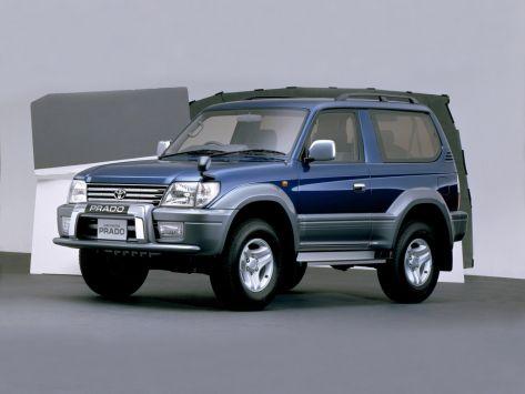 Toyota Land Cruiser Prado (J90) 06.1999 - 09.2002