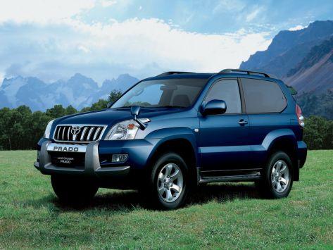 Toyota Land Cruiser Prado (J120) 10.2002 - 08.2009