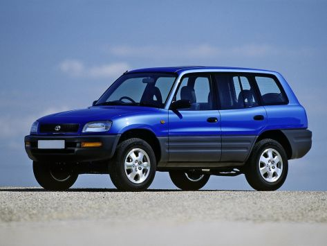 Toyota RAV4 (XA10) 05.1994 - 08.1997