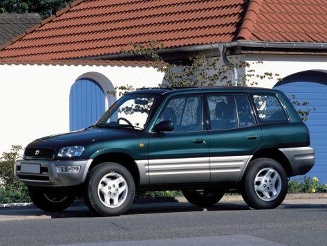 Toyota RAV4 (XA10) 09.1997 - 04.2000