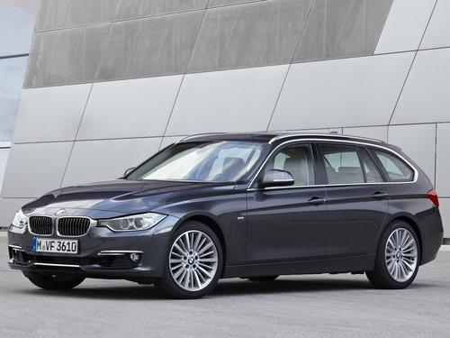 BMW 3-Series 2012 - 2015