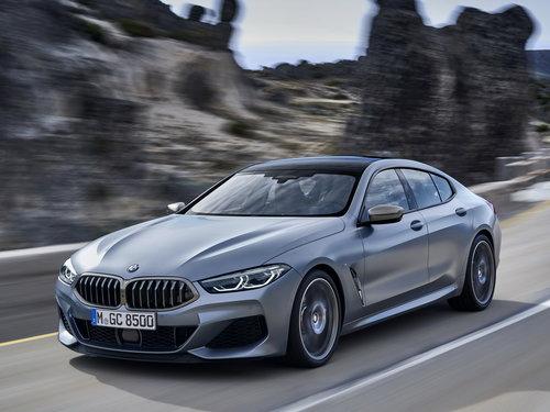 BMW 8-Series 2019