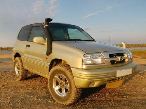 Mazda Proceed Levante 1997 - 1999