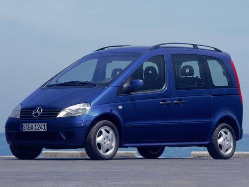 Mercedes-Benz Vaneo 2002 - 2005