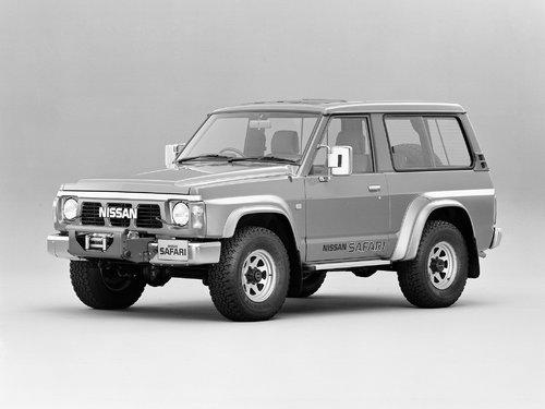 Nissan Safari 1987 - 1993