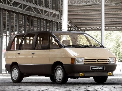 Renault Espace 1984 - 1987