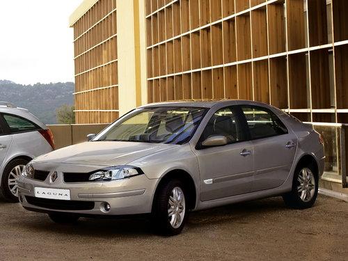 Renault Laguna 2005 - 2007