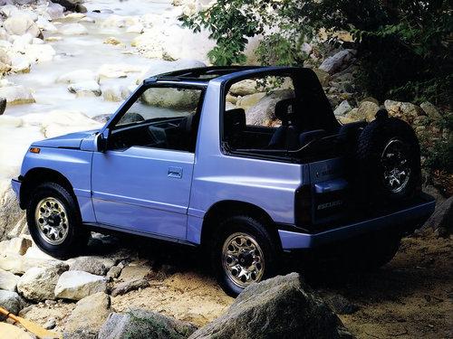 Suzuki Escudo 1988 - 1994