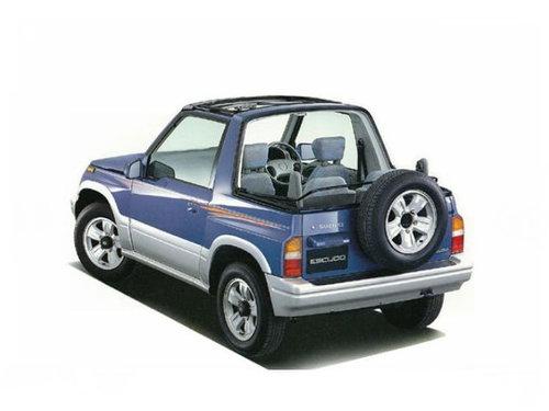 Suzuki Escudo 1994 - 1997