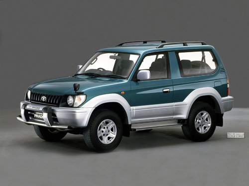 Toyota Land Cruiser Prado 1996 - 1999