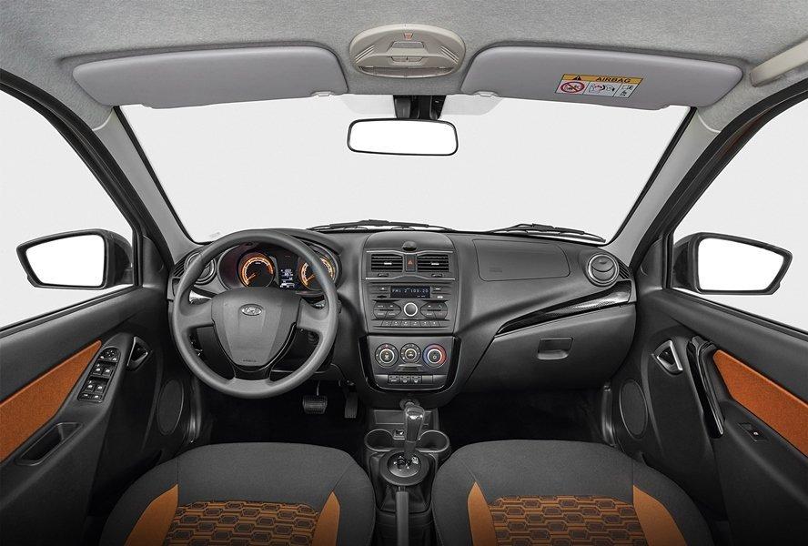 «АвтоВАЗ» запускает продажи Lada Granta Cross: от 555 000 рублей