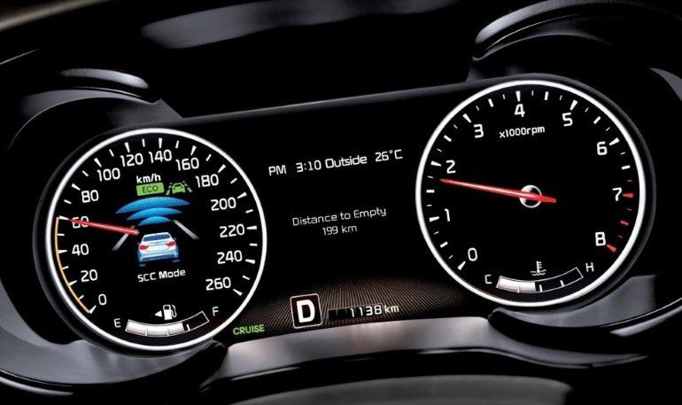 Для Lada Vesta разработали новые электронные приборные панели (ВИДЕО)