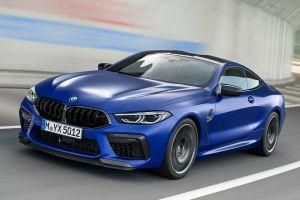 BMW M8 стал самым быстрым серийным «Бумером»