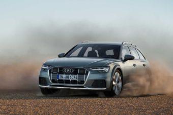 Автомобиль способен менять дорожный просвет на ходу