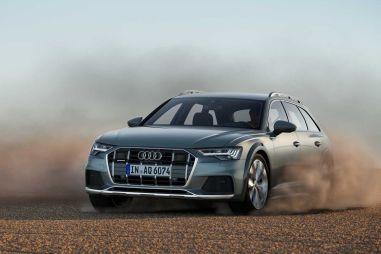 Новое поколение Audi A6 Allroad вышло в юбилейный для серии год