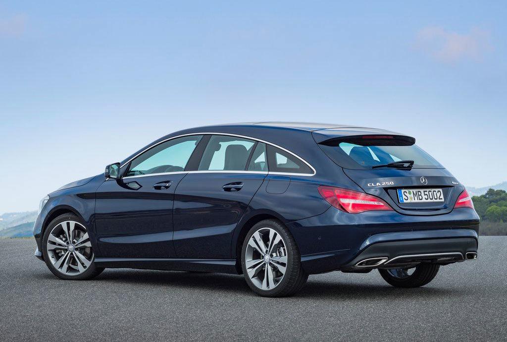 Mercedes-AMG CLA 35 4MATIC получил мощный двухлитровый мотор